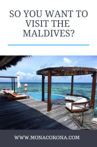 Bora Bora or the Maldives!? Should you go to the Maldives? Or should you go to Bora Bora? All your questions answered here. #Maldives vs. #BoraBora