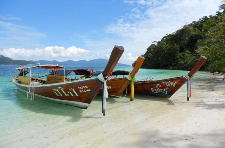 Best thailand itinerary - Phuket, Phi Phi, Samui, Chiang Mai